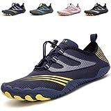 Barefoot Running Shoes Water Shoes Beach Shoes Womens Mens Barefoot Aqua Shoes Swim Shoes for Beach Boating Fishing Yoga Divi