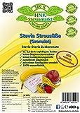 Stevia Streusüße Granulat mit Erythrit