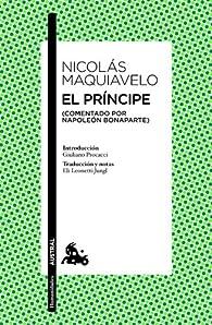 El príncipe par Nicolás Maquiavelo
