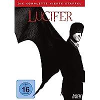 Lucifer - Die komplette vierte Staffel [3 DVDs]