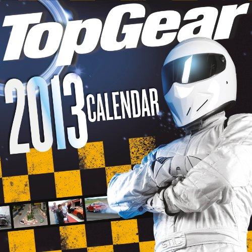 Official Top Gear 2013 Calendar