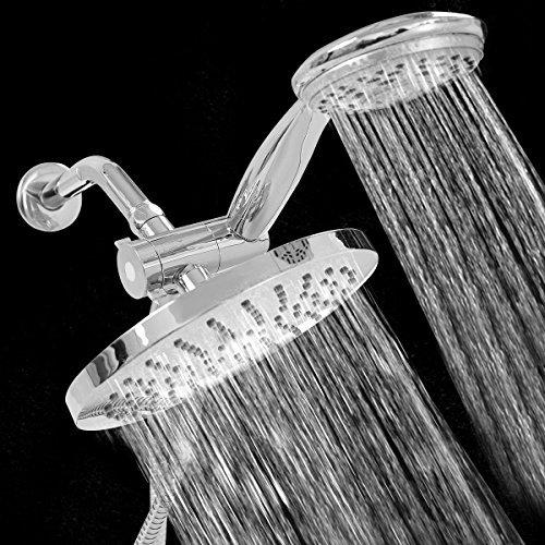 3-way-shower-combo-setting-luxury-handheld-head-ultra-rainfall-new-dual-chrome-by-unbrand