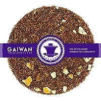 "N° 1269: Tè rosso Rooibos in foglie""Orange Cream (Crema d'Arancia)"" - 100 g - GAIWAN GERMANY - tè in foglie, rooibos, arancia"
