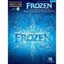 Frozen: Piano Play-Along Volume 128 (Hal Leonard Piano Play-Along) by Hal Leonard Corp. (2014) Paperback