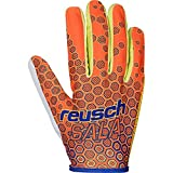 Reusch Futsal Pro 3770300Guantes de portero fútbol sala naranja hombre, arancione
