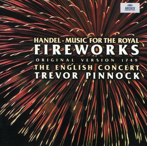 Handel: Music for the Royal Fi...