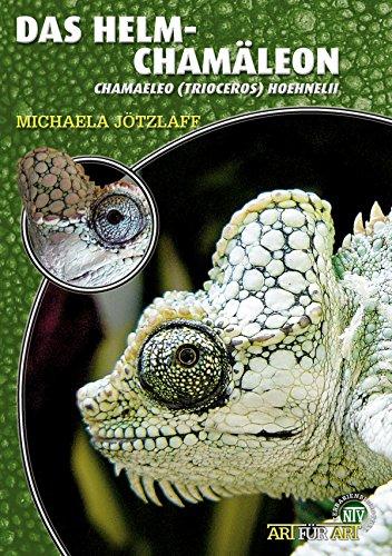 Das Helmchamäleon: Chamaeleo (Trioceros) hoehnelii (Art für Art)