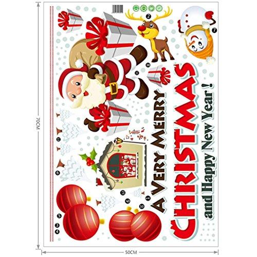 tefamore-santa-claus-gift-decoration-de-noel-stickers-muraux-stickers-fenetre