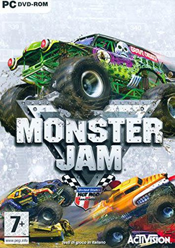 Activision Monster Jam, PC