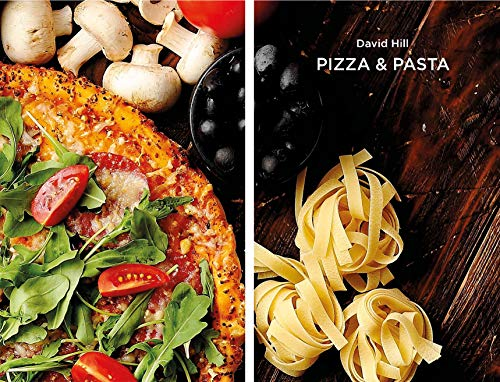 Pizza & pasta: the best cooking recipe (English Edition)