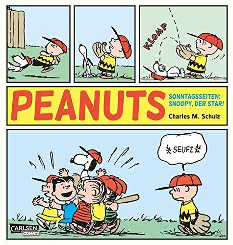 Peanuts: Snoopy, der Star! (Peanuts Sonntagsseiten, Band 1) (Snoopy Bände)