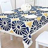 Tabelle cloth karo cloth garten baumwolle leinen klein frisch continental tischtuch rechteckig viereck ikea-P 130x180cm(51x71inch)