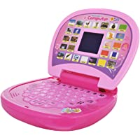 Toyify Educational Laptop with 2 in 1 Fun Activities Enhancing Skills of Children for Boys and Notebook Computer Toy for…