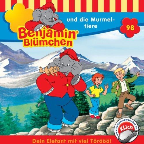 Benjamin und die Murmeltiere: Benjamin Blümchen 98