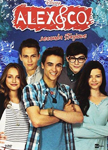 Alex co stagione 02 3 dvd serie tv in dvd for Alex co amazon