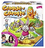 Image for board game Ravensburger 22223 French Board Game Croque-Carotte [Funny Bunny French Edition]
