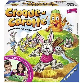 Croque Carotte - Jeu de société pour enfants