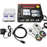 chenpaif Classic Mini Console de Jeu rétro, Super Mini NES Retro Classic Console de Jeu vidéo Lecteur de Jeu TV intégré 821 J