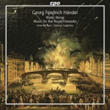 Händel: Wassermusik/Feuerwerkmusik [DVD-AUDIO] [DVD-AUDIO]