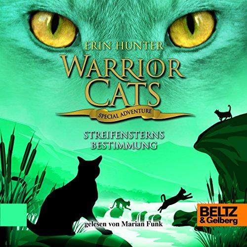 Buchseite und Rezensionen zu 'Streifensterns Bestimmung (Warrior Cats - Special Adventure 4)' von Erin Hunter