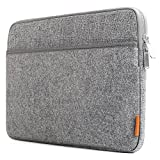 "Inateck 13"" Felt Laptop Sleeve Bag, Stitching Design Sleeve Perfect Fit for MacBook Air/ MacBook Pro 2012-2015 and Other 13"" Laptops and Tablets, Compatible with 12.9"" Ipad Pro"