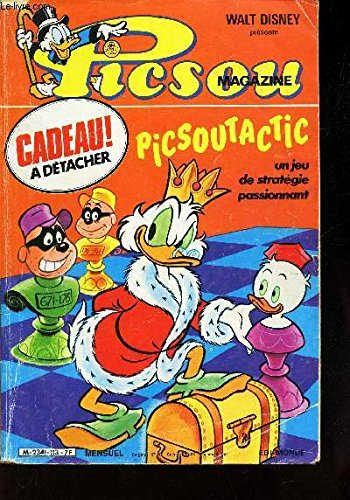 Picsou magazine, n° 113