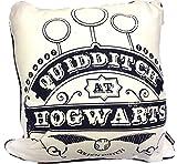 Kissen mit Harry-Potter-Motiv Hogwarts, 40cm x 40cm, Quidditch/Navy, 45 x 45 cm