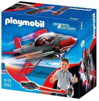Click & Go: shark jet de Playmobil (5162)