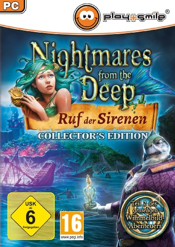 Nightmares from the Deep: Ruf der Sirenen - Collector´s Edition (Sirene Net)