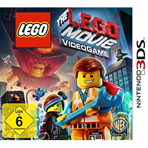 The LEGO Movie Videogame – [Nintendo 3DS]