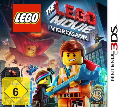 The LEGO Movie Videogame - [Nintendo 3DS] (3ds-spiel Nintendo Minecraft)