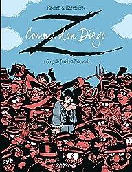 Z comme Don Diego  - tome 1 - Coup de foudre à l'hacienda (1)