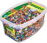 SES Creative - Mezcla de 12 000 cuentas para planchar básicas, multicolor (00779)