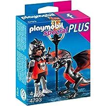 Playmobil - 4793 - Guerrier et Petit Dragon