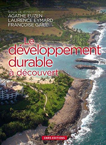 Le développement durable à découvert par Agathe Euzen