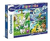 Clementoni 25212 - Puzzle Disney Classic, 3X48 Pezzi