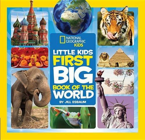 Little Kids First Big Book Of The World (National Geographic Little Kids First Big Books) Test