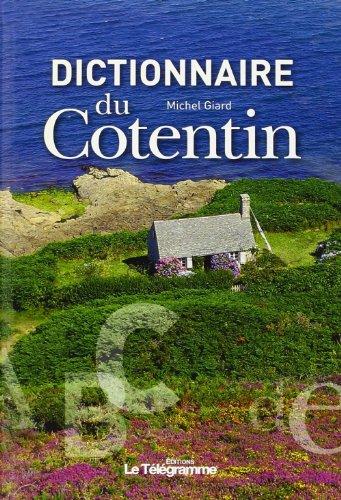 DICTIONNAIRE DU COTENTIN