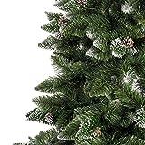 künstlicher Weihnachtsbaum von FairyTrees, 180cm - 3