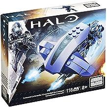 Mega Blocks Halo CNH23 - Covenant Commander, juego de construcción (Mega Brands)