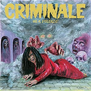 Criminale Vol.  4 - Violenza !