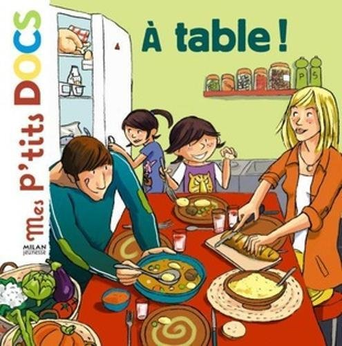 A table ! par Stéphanie Ledu
