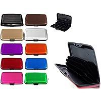 V-VAPE Credit Card Wallet Holder RFID Blocking (Black)