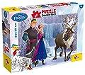 Disney - Puzzle coloreable 60 piezas Frozen (42207) de Colorbaby
