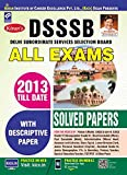 DSSSB All Exams 2013 till Date Solved Papers - 2108