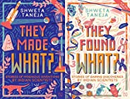 They Made What? They Found What?: 2-books-in-1