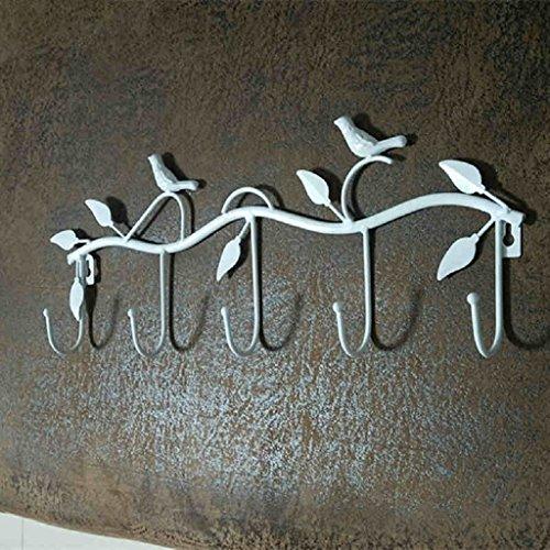 Porte-manteaux Fer forg Mural