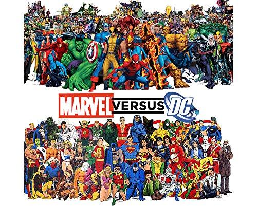 marvel-vs-dc-comics