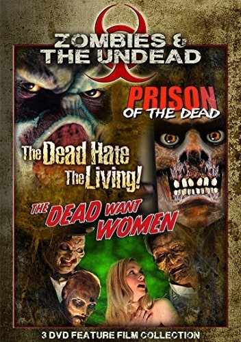 (Zombies & The Undead 3 Disc Set by Various)
