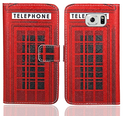 samsung galaxy s6 phone cases for girls. samsung galaxy s6 case, foneexpert® premium leather flip wallet bag case cover for (pattern 12) phone cases girls o